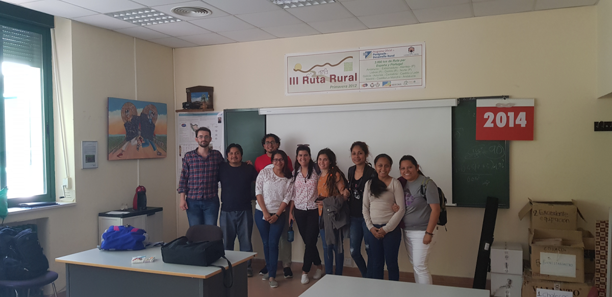 Ruta Rural 2018